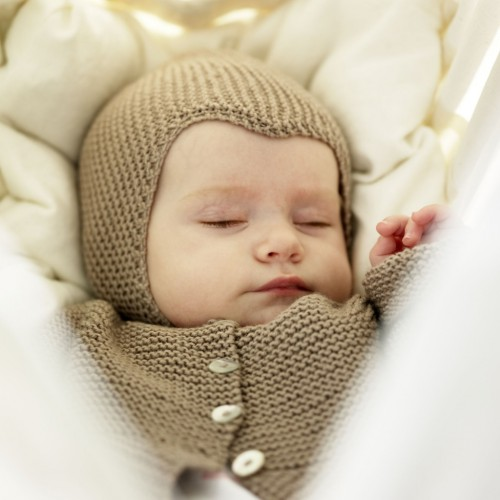 Sovende barn i Slyngevuggen ®