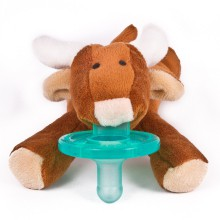 Longhorn bull wubbanub