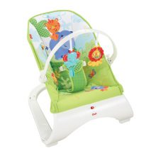 fisher price skråstol rainforrest friends bouncer