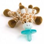 WubbaNub med giraf