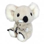 Cloud B mama koala bamse med hvid støj og sensor